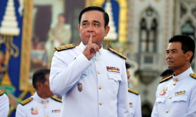 Thailand's Future Forward Leader Warns of Protests Against Military