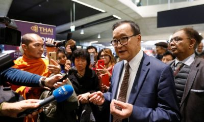 Cambodia Deploys Troops Ahead of Sam Rainsy Planned Return