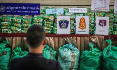 Authorities Seize Tons of Drug Precursors Destine for the Notorious Golden Triangle
