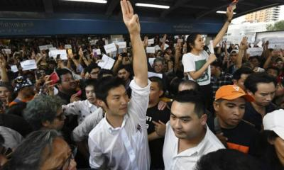 Thailand's Election Commission to File Charges Against Thanathorn