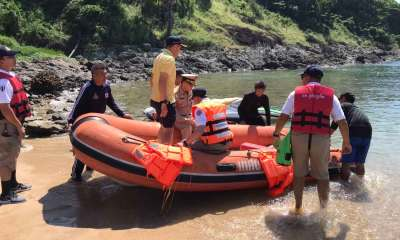 Missing Chinese Tourist Found Floating off Freedom Beach in Phuket