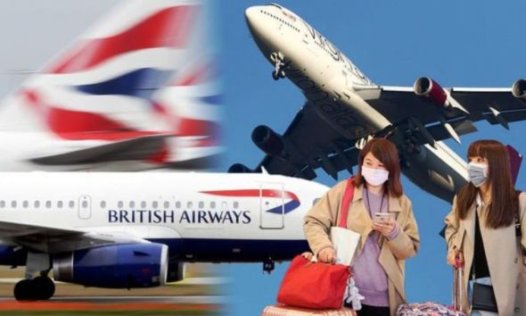 Flights to China