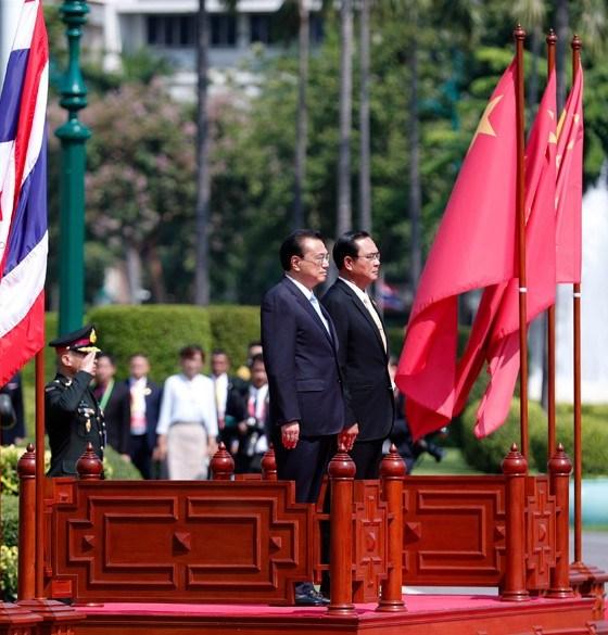 china, thailand trade