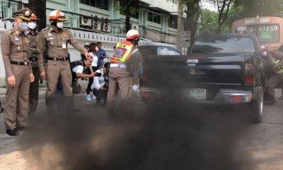 personal car ban Thailand