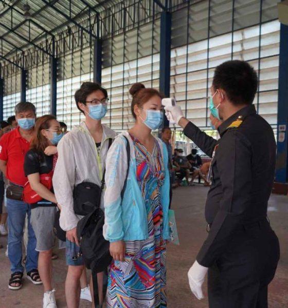 coronavirus thailand