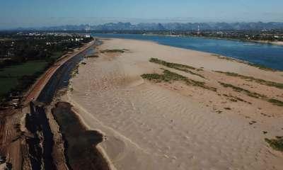 China Dams Drought
