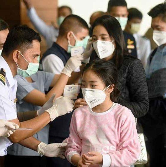 Don Mueang Airport coronavirus