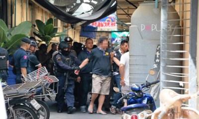 gunman Bangkok