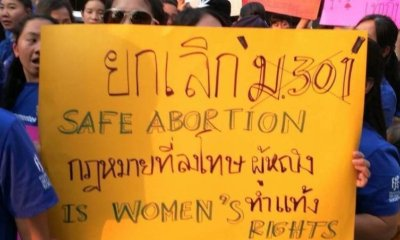 Thailand's Abortion Laws