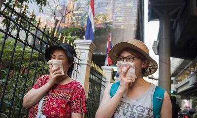 toxic dust thailand