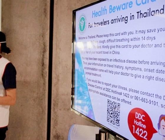 Thailand coronavirus
