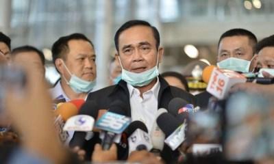 Thai doctors stage 3 wuhan virus