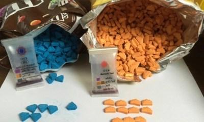 Ecstasy pills thailand