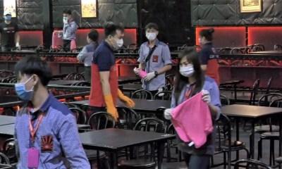 Thailand, Nightlife venues, reopen