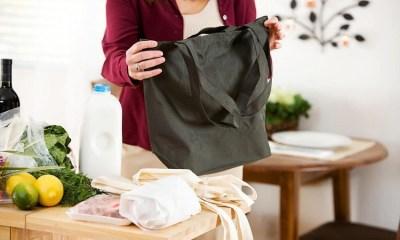coronavirus shopping bags