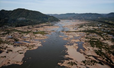 Mekong River Drought