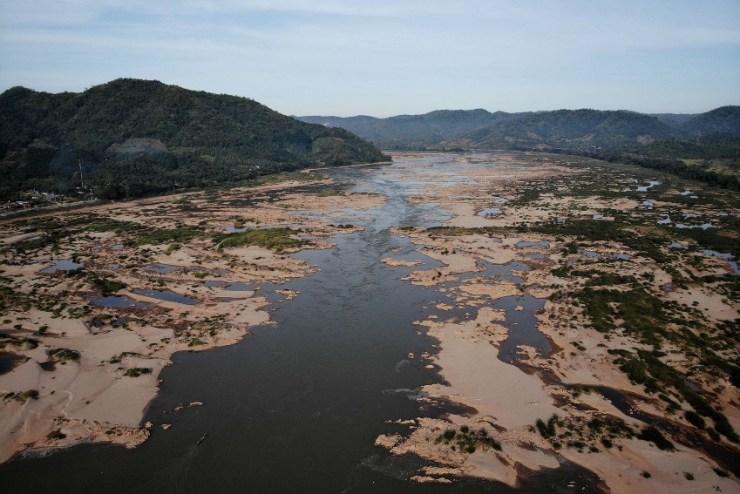 Mekong River Drought, Mekong River, China Dams, United States
