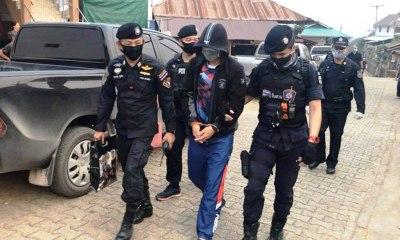 Drug Trafficking networks thailand