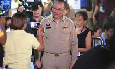 Wild Boar Tham Luang rescue