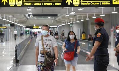 tousism levy thailand, pandemic