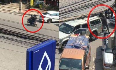 Chiang Rai, Chiang Saen, Bank robbery