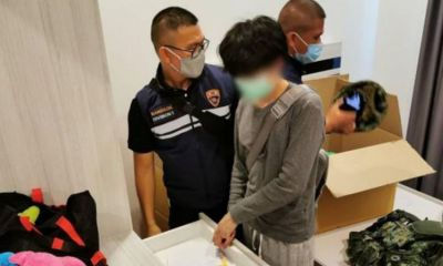 Singapore Man Who Forged Thai Visa Documents to be Deported