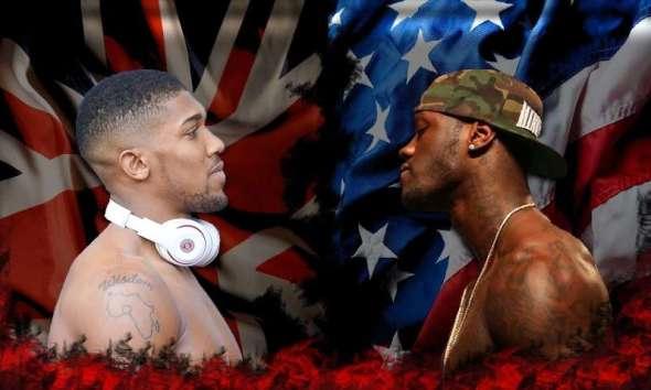 Boxing, heavyweight, championship, world
