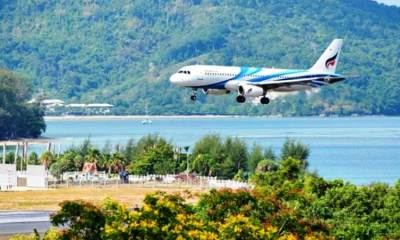 bangkok Airways, flights, passengers