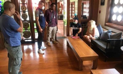 Australian woman, arrested, Thailand