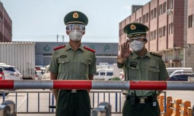 China, Beijing, Covid-19, Lockdown