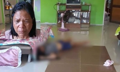 Southern Thailand,Greedy mother,killed daughter