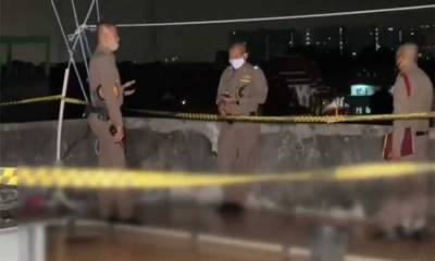 Police, Bangkok, Indian Man, Dead