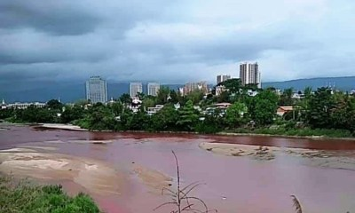 Red River, Myanmar, Shan State