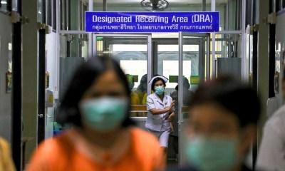 International flights, Travel Restrictions, Asia, Thailand