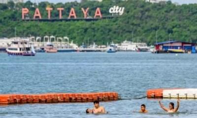 Pattaya, Thailand, Tourists