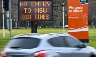 Australia, lockdown, covid-19 wave