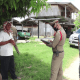 Policeman, Shoots neighbour, loud music
