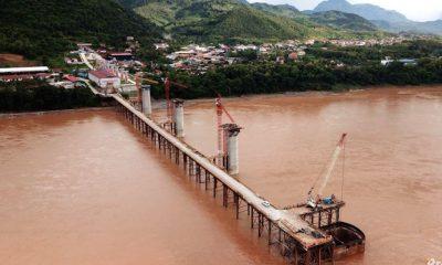 Laos, Mekong river, Luang Prabang Dam