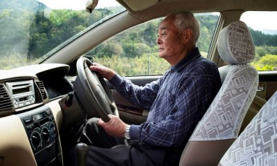 Drivers License Elderly, Driving Tests, Thailand