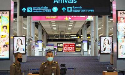 Tourism, Thailand, Foreigners