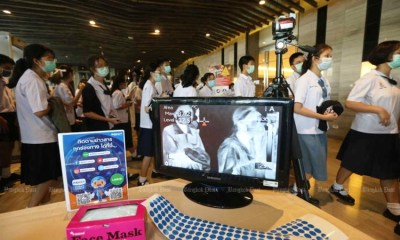 Thailand, Coronavirus, Schools