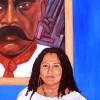 Adela Gómez, maestra de profesión, fue detenida en agosto pasado en el estado de Chiapas, luego de participar en una marcha en apoyo a campesinos que demandan oportunidades de desarrollo.
