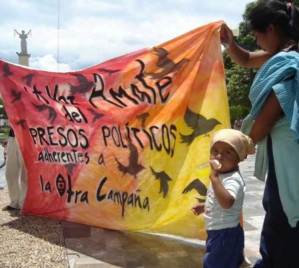 Cientos de personas permanecen en prisión por oponerse a intereses políticos, sociales o económicos.  Foto: Red de Medios Libres
