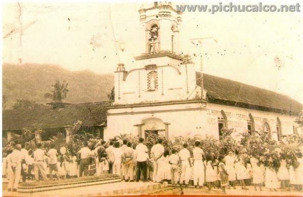 Pichucalco durante la década de 1930. Foto: Anónimo