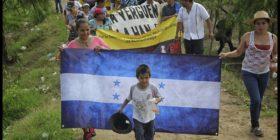 Niñas y niños migrantes huyen de países en crisis. Foto: Elizabeth Ruiz