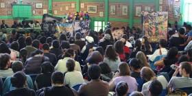 Encuentro del EZLN y la sociedad civil en 2015. Foto: Promedios