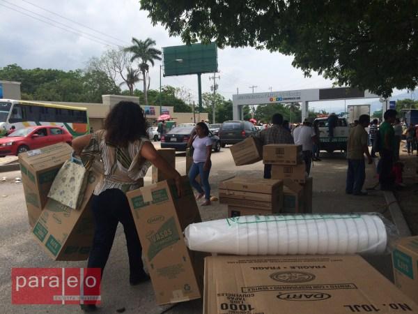 El hartazgo ciudadano toca a empresarios. Foto: ChiapasPARALELO