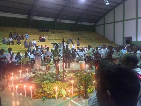 Ceremonia tradicional