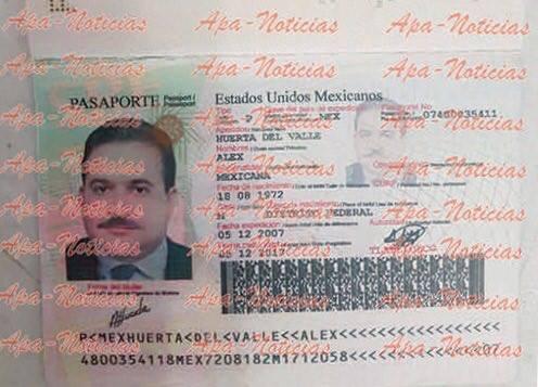 Imagen filtrada a medios de comunicación en Veracruz