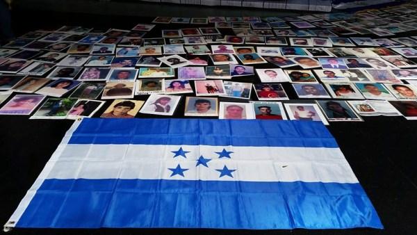 Miles de migrantes han desaparecido en México. Foto: Movimiento Migrante Mesoamericano